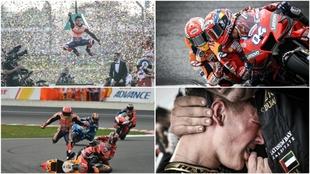 Fotografías de MotoGP