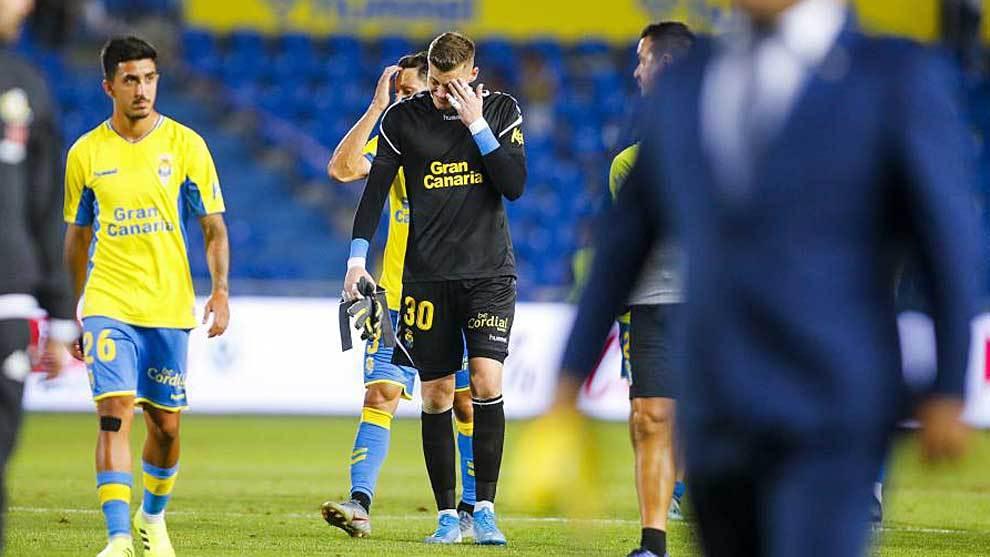 Josep se retira entre lágrimas tras el partido de agosto ante el...