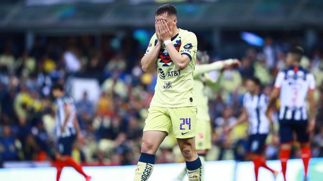 Final Liga MX 2019: Club América vs Rayados de Monterrey.