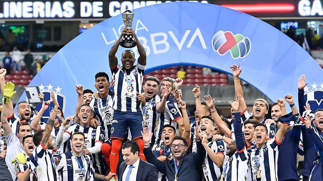 El Monterrey levantó su quinta estrella.