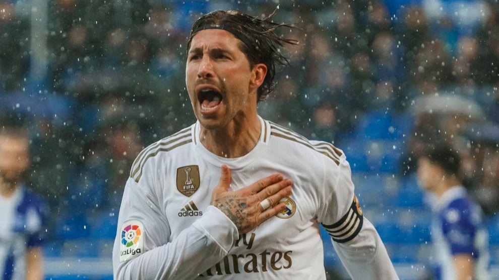 Selección España: El Mundo: Sergio Ramos quiere acudir a ... |Sergio Ramos 2020 Drawing