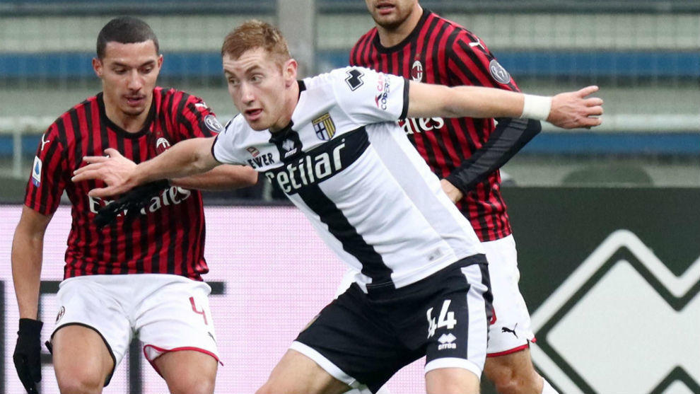 Juventus close in on £37.3m deal for Dejan Kulusevski from Atalanta