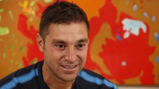 Diego Alonso, nuevo entrenador del Inter Miami de David Beckham.