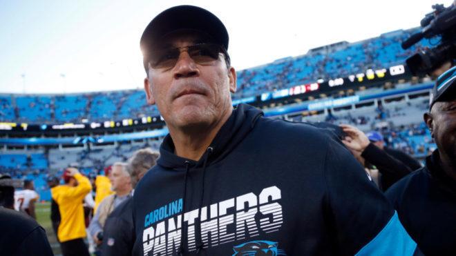 ▷ El boricua Ron Rivera es el nuevo entrenador en jefe de Redskins