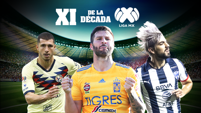 Los mejores 11 de los últimos años en el fútbol mexicano.