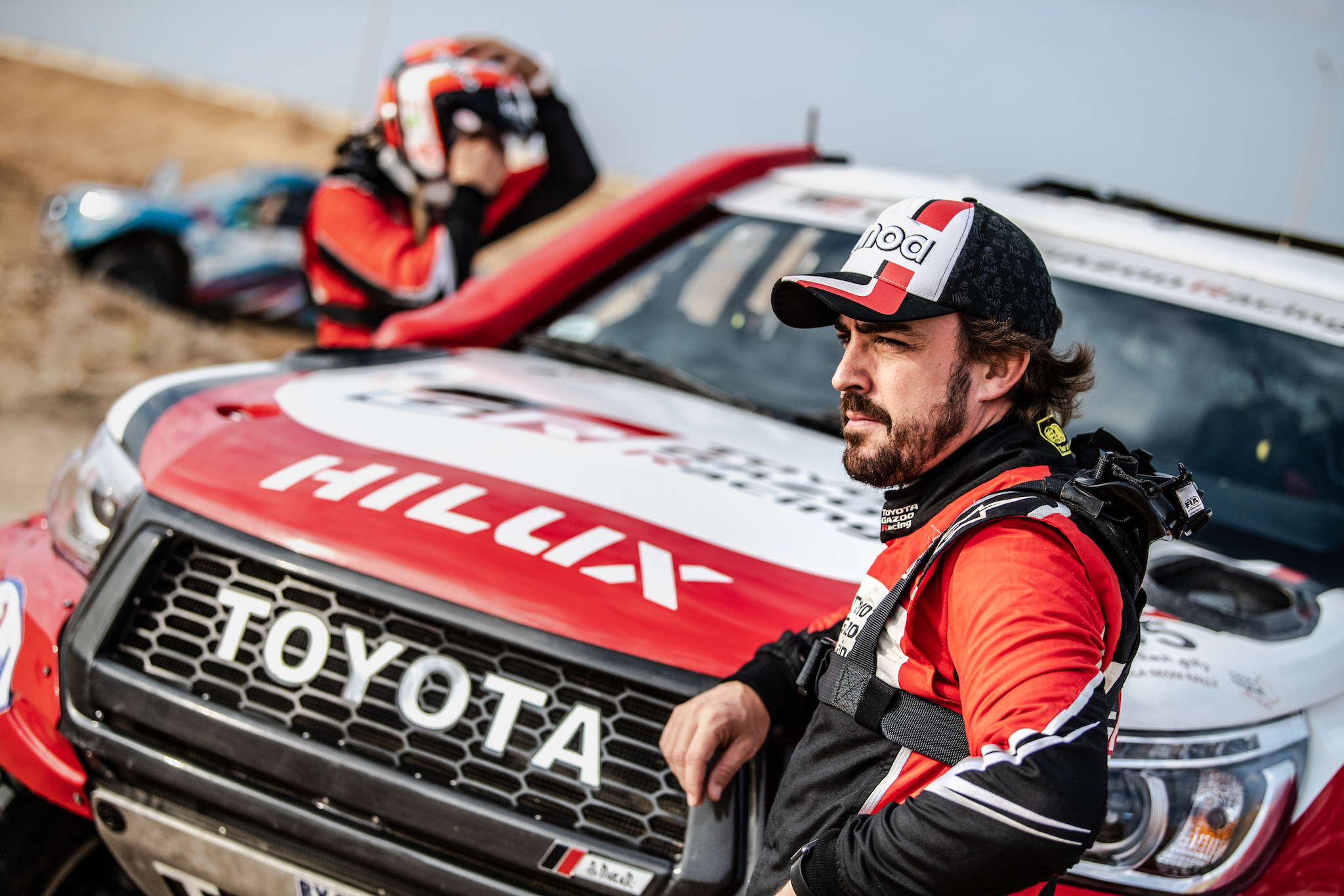 <HIT>Alonso</HIT> en el Rally Ula-Neom