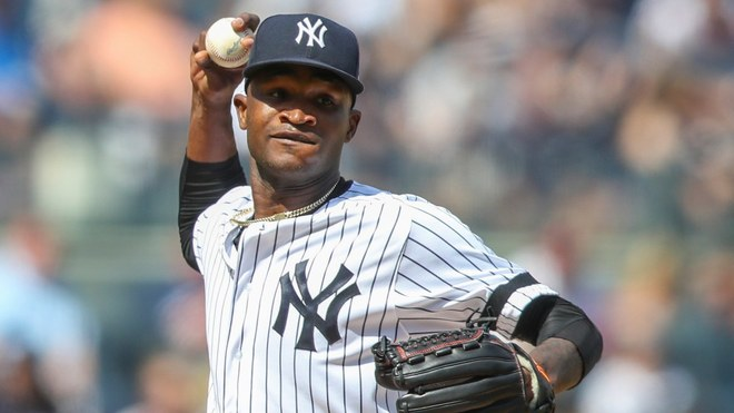 Esperan fuerte suspensión de Domingo Germán — Yankees