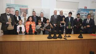 Presentación de la exhibición que tendrá lugar en León.