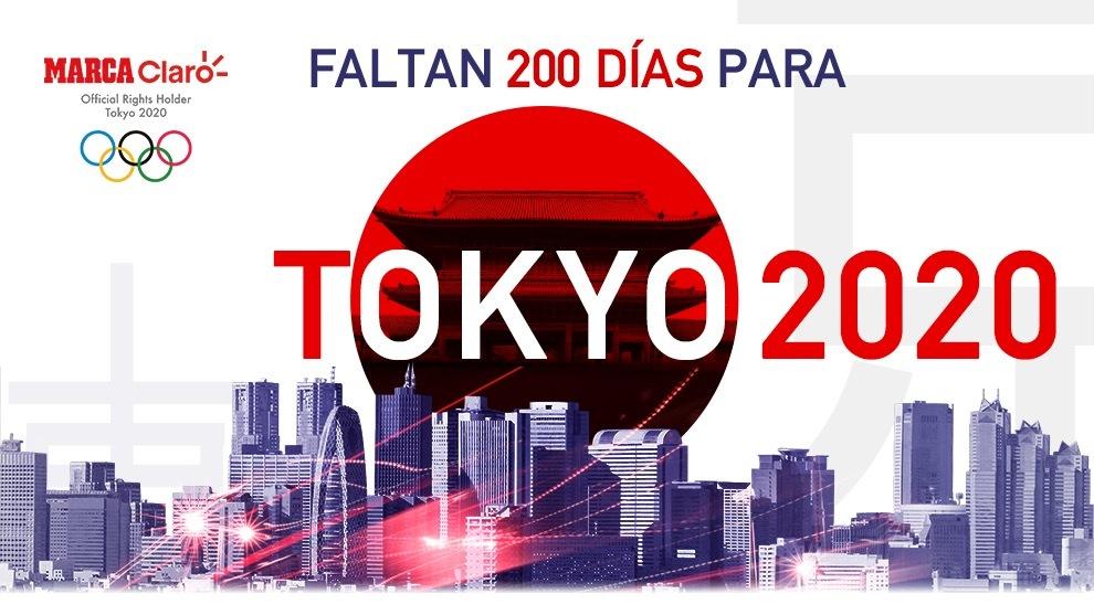 Solo quedan 200 minutos para el inicio de Tokyo 2020