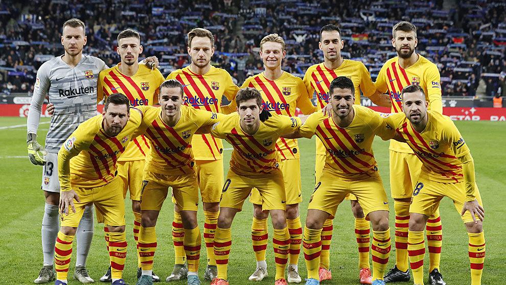 Image result for Barca vs espanyol