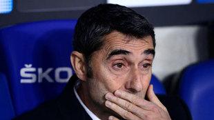 Valverde, en Cornellà