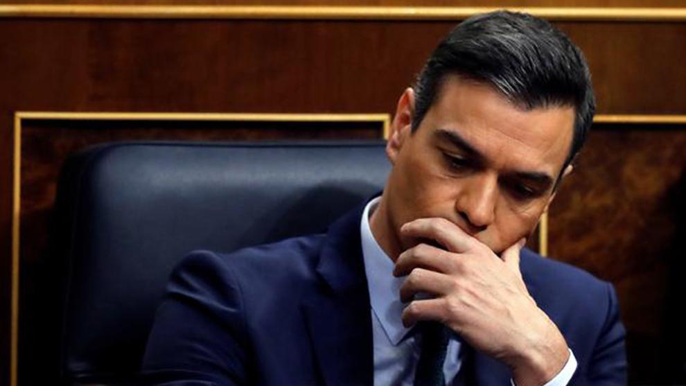 Pedro Sánchez no ha sido investido presidente en la primera votación...