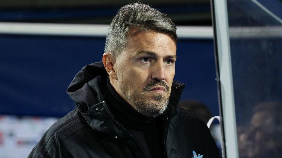 """Celta: Oscar García: """"Los errores individuales nos están ..."""