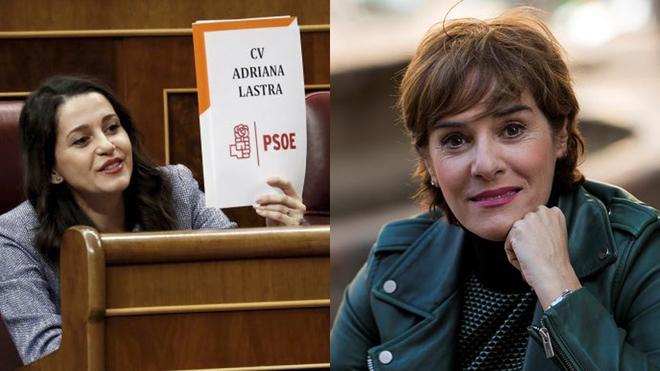 """Anabel Alonso, contra Inés Arrimadas: """"Parece la macarra de la..."""
