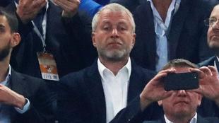 Román Abramovich, propietario del Chelsea