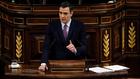 Debate y segunda votación de investidura de Pedro Sánchez, en...