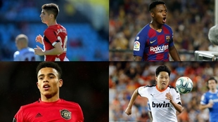 Los redactores de UEFA.com han elegido a las mejores 50 promesas del...