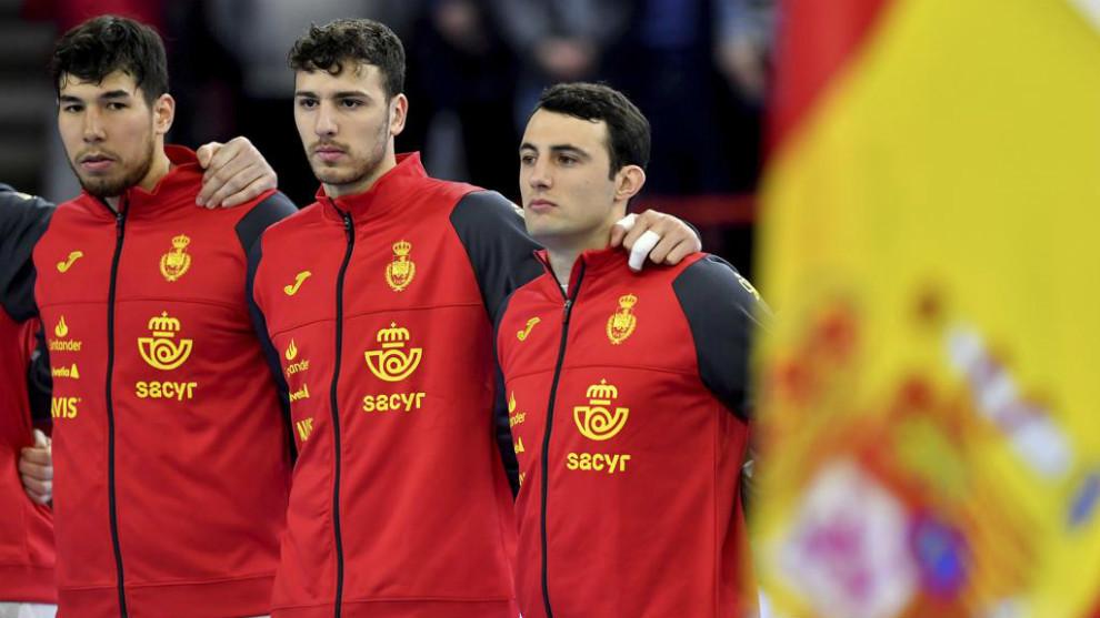 España - Letonia: Horario y dónde ver en TV el debut de los...