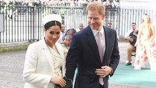 El Príncipe Harry y Meghan Markle abdican de sus funciones en la Familia Real británica