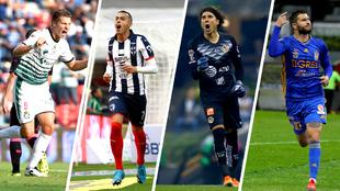 Furch, Funes Mori, Ochoa y Gignac serán protagonistas en el Clausura...