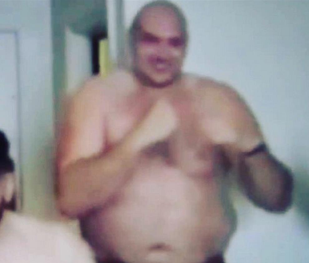 Tyson Fury ha compartido una foto inédita de cuando pesaba más de...