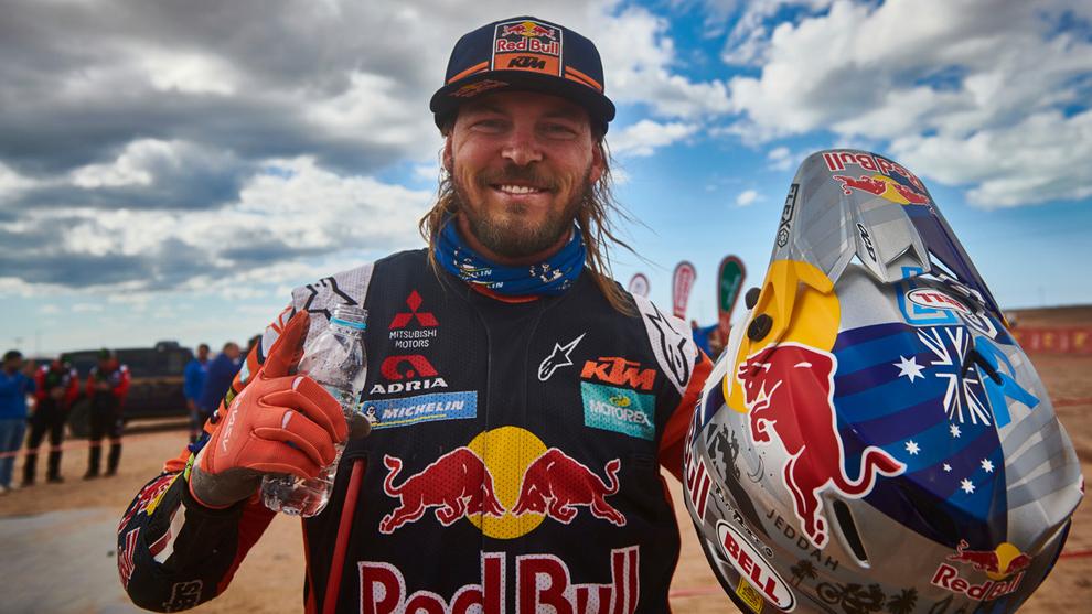 Rally Dakar 2020: Toby Price gana la quinta etapa con un Barreda que se rehace y acaba sexto   Marca.com