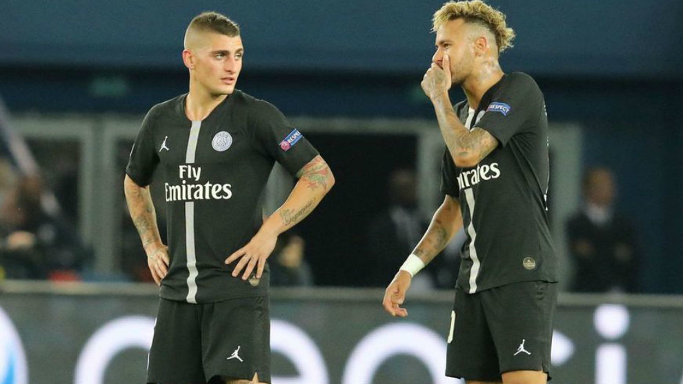 5 Players that are technically better than me - Neymar: Verratti
