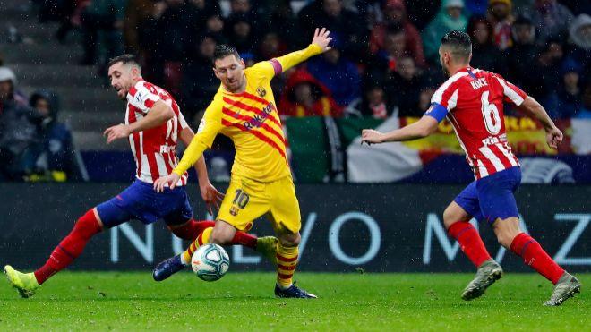 Barcelona Vs Atletico Madrid Line Ups Confirmed Football Addict