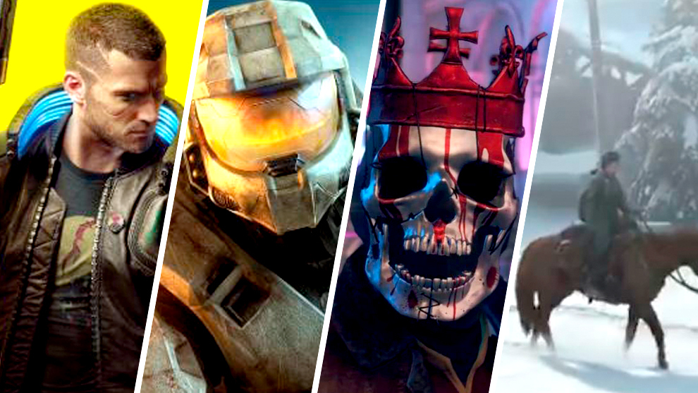Cyberpunk 2077, Halo Infinite, Watch Dogs Legion y The Last of Us, los...