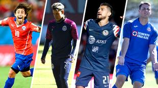 Valdivia, Calderón, Martín y Giménez protagonizarán el inicio del...