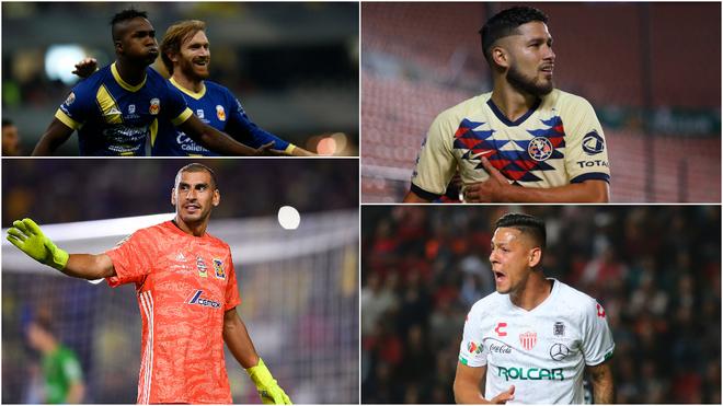 Los extranjeros del Clausura 2020.