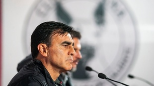 Gustavo Quinteros, entrenador de Tijuana.