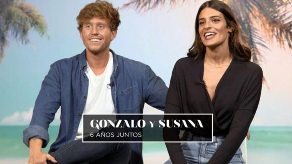 Gonzalo y Susana protagonizaron los momentos más tensos del comienzo...