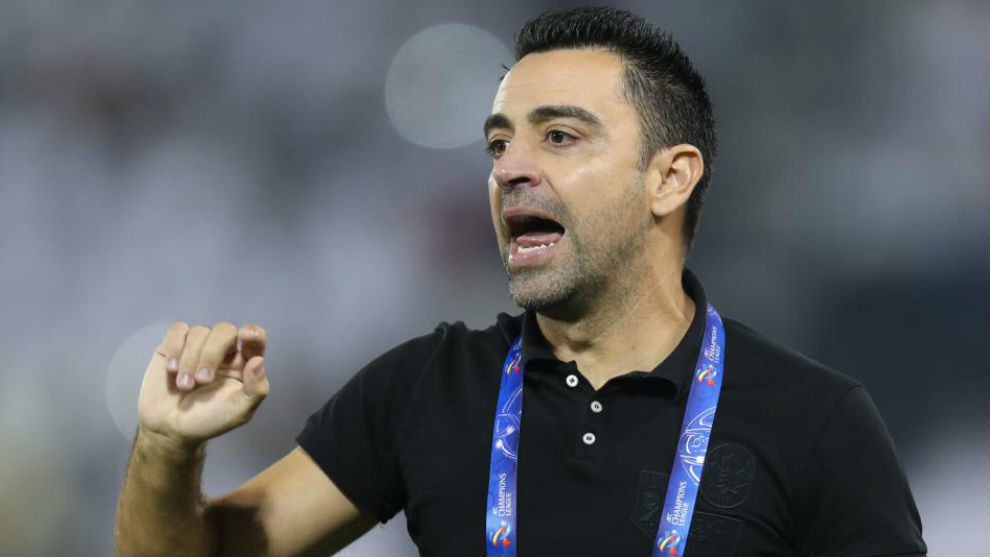 Xavi: No official approach from Barcelona for Al Sadd manager