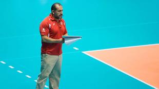 Jorge Azair confía en sus jugadores para conseguir la plaza a Tokyo...