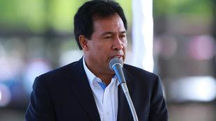 Antonio Lozano, presidente de la Federación Mexicana de Atletismo.