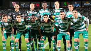 Santos ha encontrado un nuevo 11 ideal para el Clausura 2020.