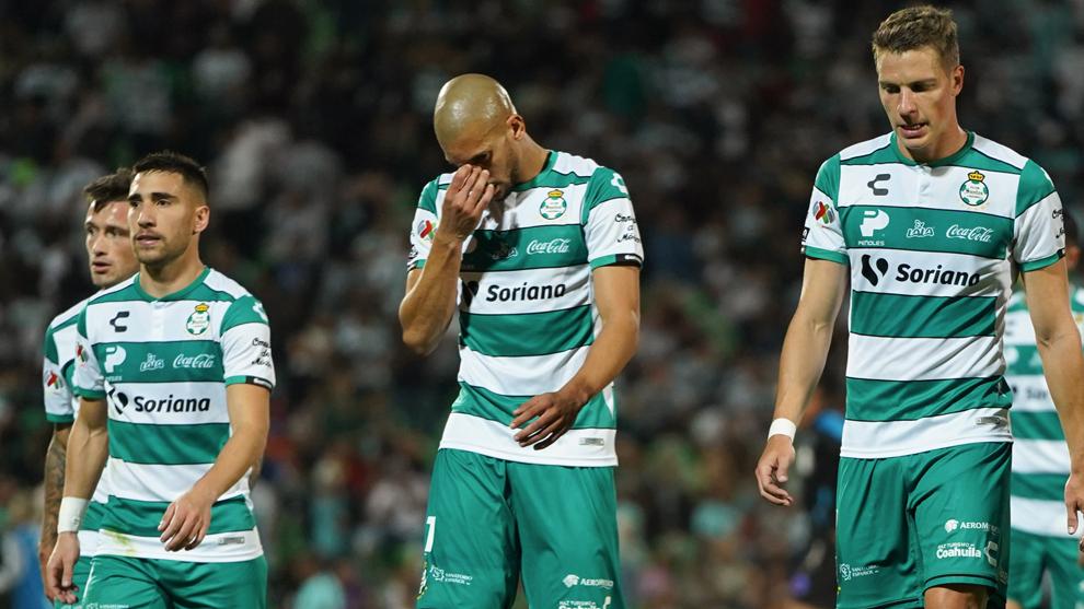 Liga MX Clausura 2020: Santos muestra solidaridad tras el tiroteo ...