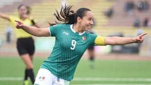 Corral sí podría asistir al preolímpico de fútbol femenil.