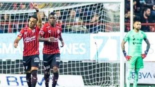 Xolos vs Santos: resultado y goles.