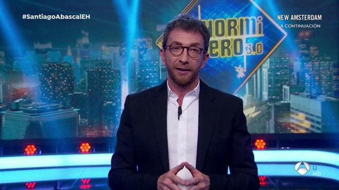 """El furibundo ataque de Pablo Motos a Pedro Sánchez: """"Ha engañando a..."""