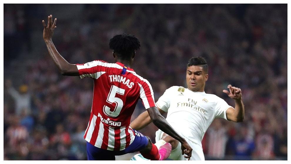 Real Madrid Vs Atletico Midfield Battle Is Key To Supercopa Derby