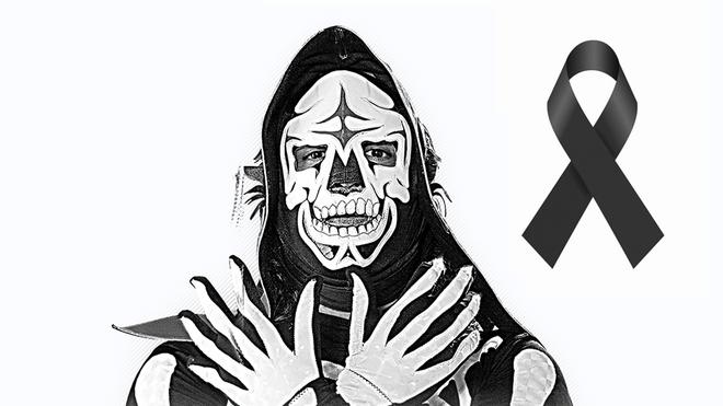 La Parka, un luchador mexicano e ídolo del pancracio, falleció este...