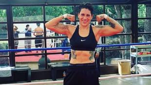 La Tigre Jiménez entró a la historia del boxeo mexicano.