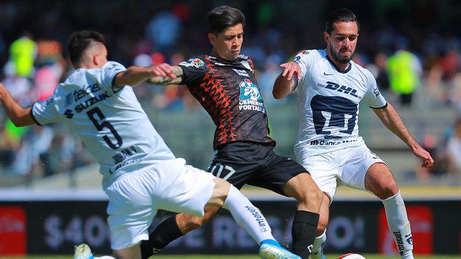 humor Útil Molesto  Liga MX Apertura 2020: Pumas vs Pachuca: Resultado, goles y resumen del  partido   MARCA Claro México