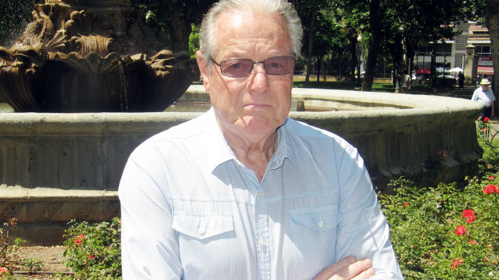 José Luis Navarro.