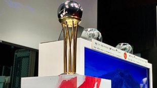 Imagen de la Copa del Rey