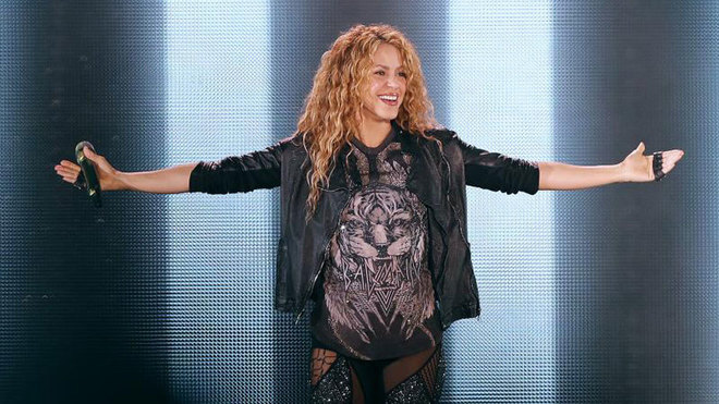 Shakira lanza el tema 'Me gusta' con Anuel AA con la vista puesta en...