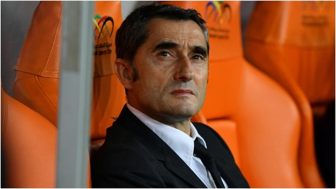 Valverde deja al Barcelona.