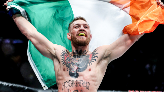 McGregor tendría cerca la revancha con Mayweather.